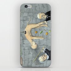 Colación iPhone & iPod Skin