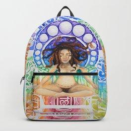 The Divine Feminine - The Reiki Master Backpack