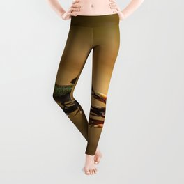 One Moment At Time Leggings