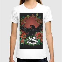 Lair Of The Raven T-shirt