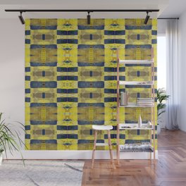 first sunrays_pattern_no2 Wall Mural