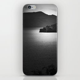 Loch Ness and Urquhart Castle iPhone Skin