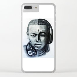 Buddha Brudda Clear iPhone Case