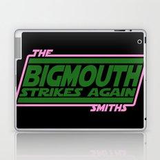 Bigmouth Strikes Again Laptop & iPad Skin