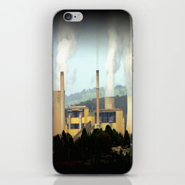 The BAD & the UGLY! iPhone Skin