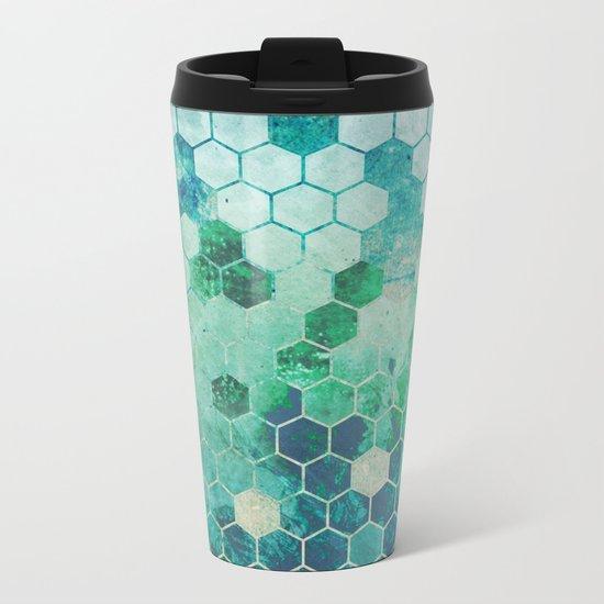 Chemistry Metal Travel Mug
