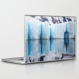 Antarctic Ice - Limited to 10 prints in ANY size! Laptop & iPad Skin