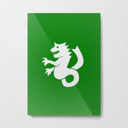 Amestris Flag Metal Print