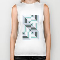 60s Biker Tanks featuring Maze | 60s by Wood + Ink