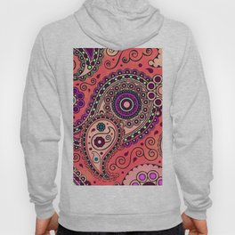 African Style No19 Hoody