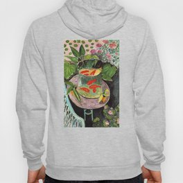 Henri Matisse Goldfish 1911, Goldfishes Artwork, Men, Women, Youth Hoody