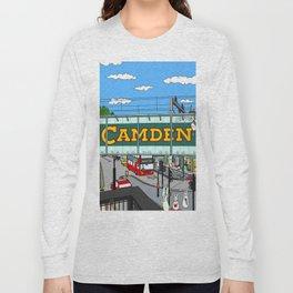 Bunnies in London Camden Lock Long Sleeve T-shirt