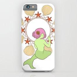 Little Siren Sister 2 iPhone Case