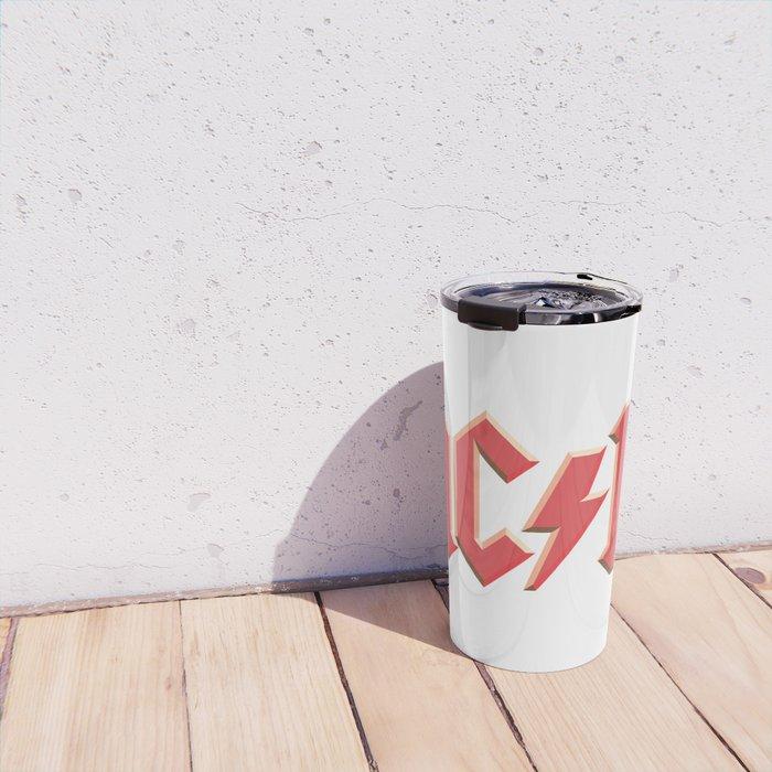 AC-DC Travel Mug
