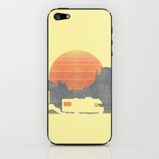 Trail of the dusty road iPhone & iPod Skin