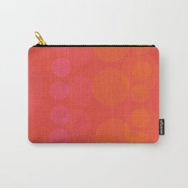 String of Pink Pearls Carry-All Pouch