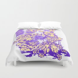 Springtrap (Colored version) Duvet Cover