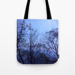 Blue Yonder Valley Tote Bag