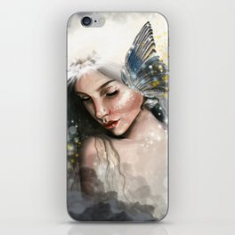 you never knew iPhone Skin
