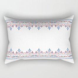 Bohem Border Rectangular Pillow