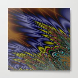 Fractal Dream Metal Print