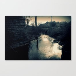 Slaughter Road 2 Canvas Print