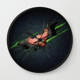 Superman is Dead Wall Clock
