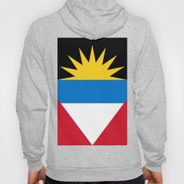 Antigua And Barbuda Flag Hoody