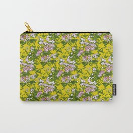 Vintage Look Carry-All Pouch