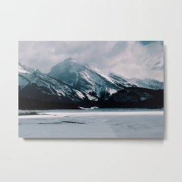 Canadian Rockies (1) Metal Print