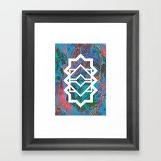 M024 Framed Art Print
