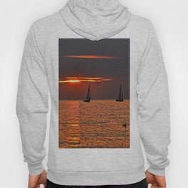 LUCE ROSSO - BALTIC SEA Hoody