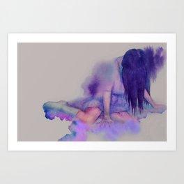 alstremeria Art Print
