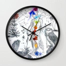 Mercury Wall Clock