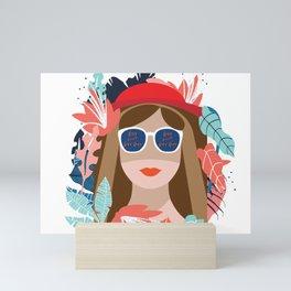Very Much In Love Mini Art Print