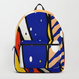 Bubbles &Stripes Backpack