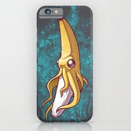 Banana Squid!!! iPhone Case