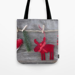 Watercolor Christmas 04 Tote Bag