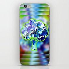 Flower Tree iPhone & iPod Skin