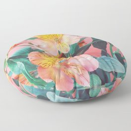 Spring Bouquet Floor Pillow