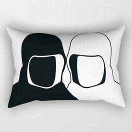 Jew Boy Vs. Reaper Man Rectangular Pillow