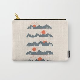 Sunrises... Sunsets... Carry-All Pouch