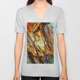 Colorful Nature 1 Unisex V-Neck