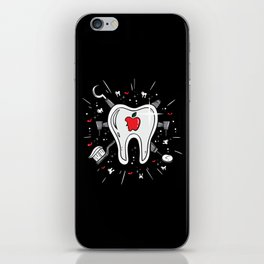 Molar Imagery | Dentistry iPhone Skin