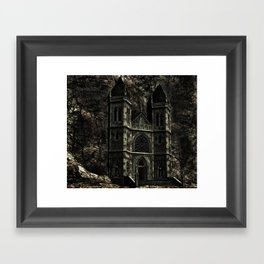 Forsaken Framed Art Print