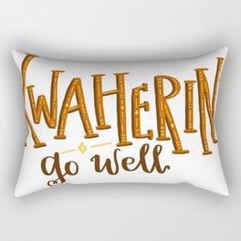 Kwaherini Rectangular Pillow