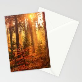 The Golden Hour (Color) Stationery Cards