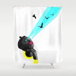 Hunting Dreams Shower Curtain