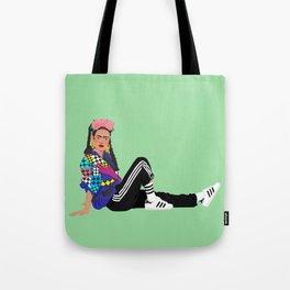 90s Frida Tote Bag