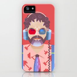 Lawrence Jacoby | Twin Peaks iPhone Case